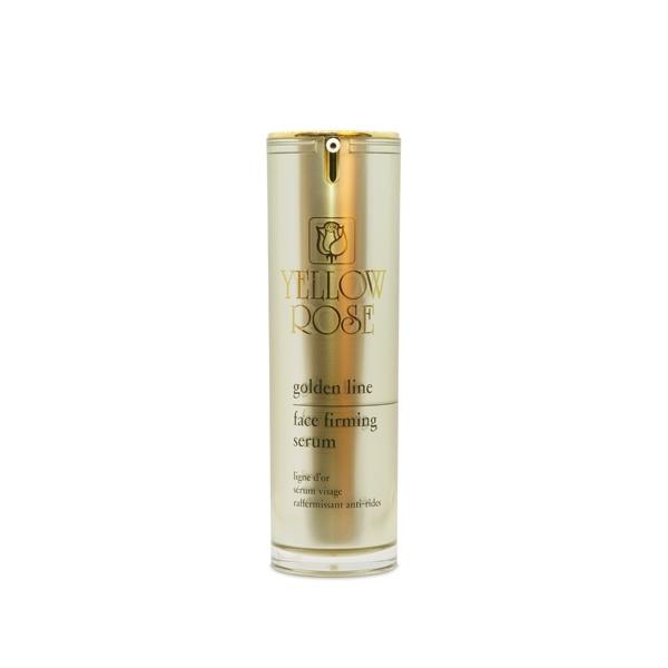 Yellow Rose Сыворотка Golden Line Face Firming Serum Укрепляющая Омолаживающая, 30 мл