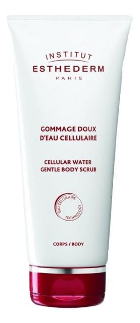 Institut Esthederm Гоммаж Gommage Doux d'Eau Cellulaire Мягкий с Клеточной Водой, 200 мл mustela gel lavant doux