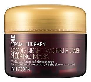 MIZON Маска Good Night Wrinkle Care Sleeping Mask Ночная против Морщин, 75 мл недорого