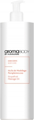 Algologie Масло Grapefruit Massage Oil Массажное для Коррекции Фигуры Грейпфрут, 400 мл