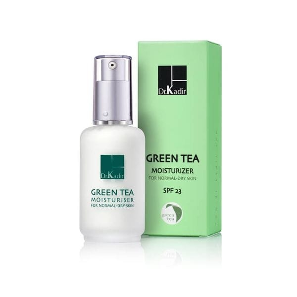 Dr.Kadir Крем Зеленый Чай Увлажняющий Green Tea Moisturizer for Normal-Dry Skin SPF 20, 50 мл clinique smart custom repair moisturizer spf 15 dry combination