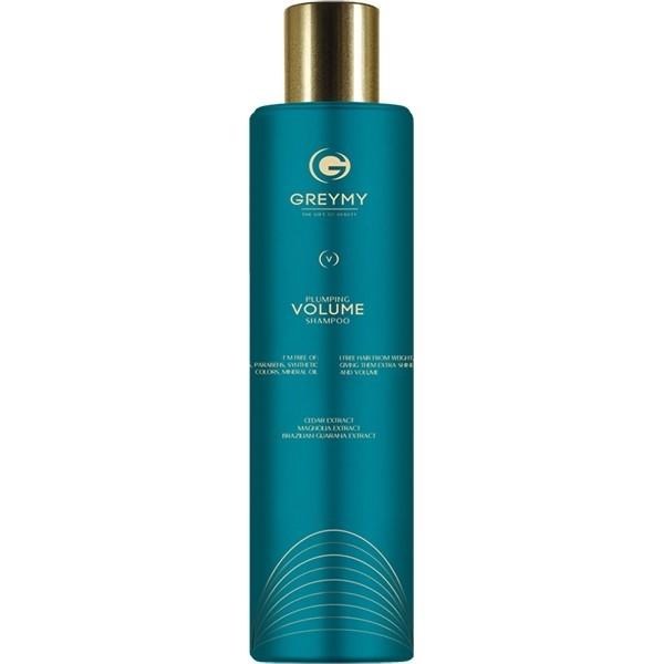 Greymy Шампунь Уплотняющий для Объема Plumping Volume Shampoo, 250 мл