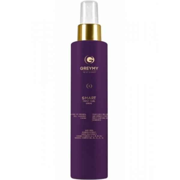 Greymy Professional Текстурирующий Спрей для Создания Волн Greymy Smart Twist Curl Spray, 150 мл цена