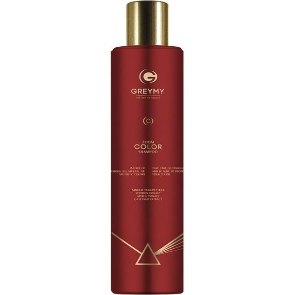 Greymy Professional Шампунь для Окрашенных Волос Greymy Zoom Color Shampoo, 250 мл недорого