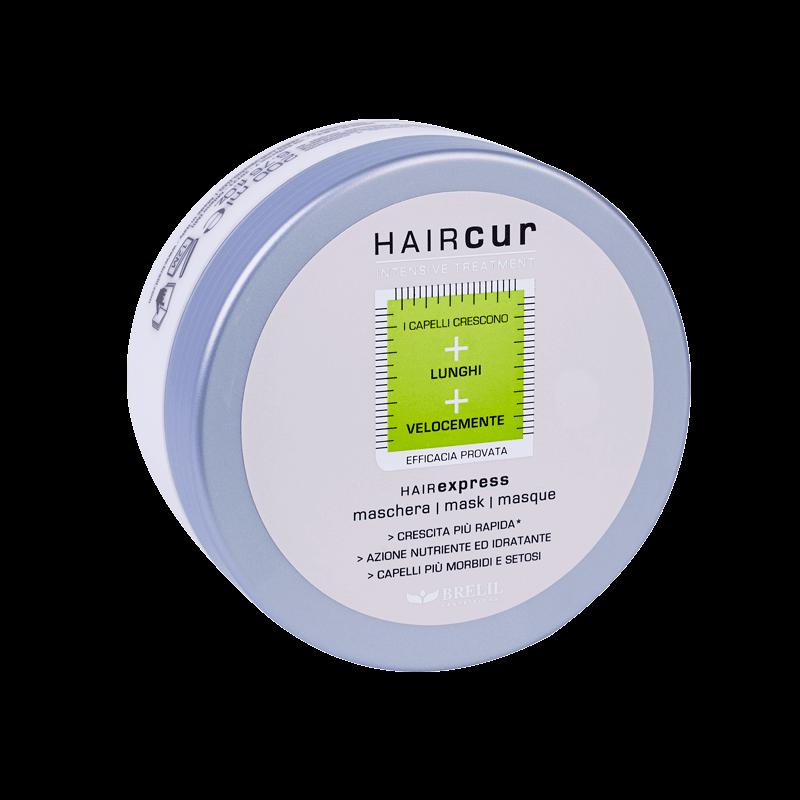 Brelil Professional Маска для Интенсивного Роста Волос Hair Express, 200 мл куркума от роста волос