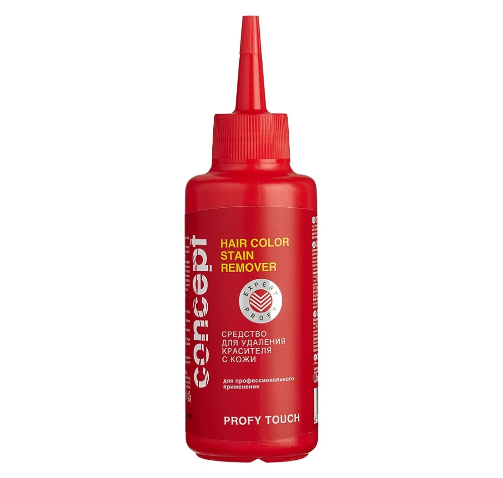 Concept Средство Haircolor Stain Remover для Удаления Красителя с Кожи, 145 мл