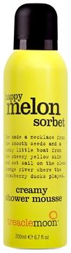 Treaclemoon Мусс Happy Melon Sorbet Shower Mousse для Душа Дынный Сорбет, 200 мл
