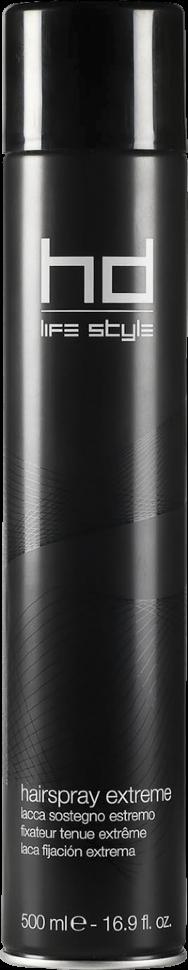 Фото - Farmavita Лак HD Hair Sprey Exstreme для Волос Сверхсильной Фиксации, 500 мл hair company фиксирующий лак придающий блеск сверхсильной фиксации illuminating extreme spray 500 мл