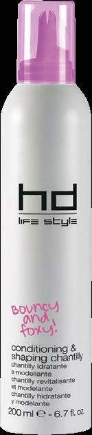 Farmavita Кондиционер HD Life Style Conditionic для Формирования Локонов, 200 мл