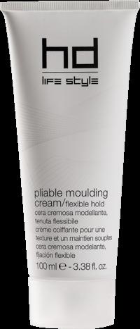 Farmavita Крем HD Pliable Moulding Cream Моделирующий Легкой Фиксации, 100 мл