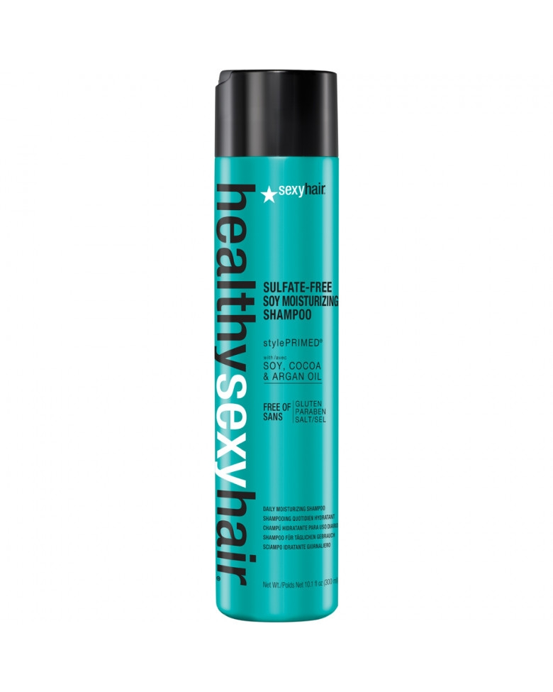 цена на Sexy Hair Шампунь Healthy Sexy Hair Moisturizing Shampoo Увлажняющий, 300 мл