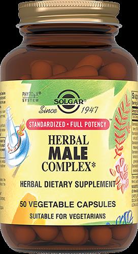 Solgar Комплекс Herbal Male Complex Травяной для Мужчин Капсулы №50