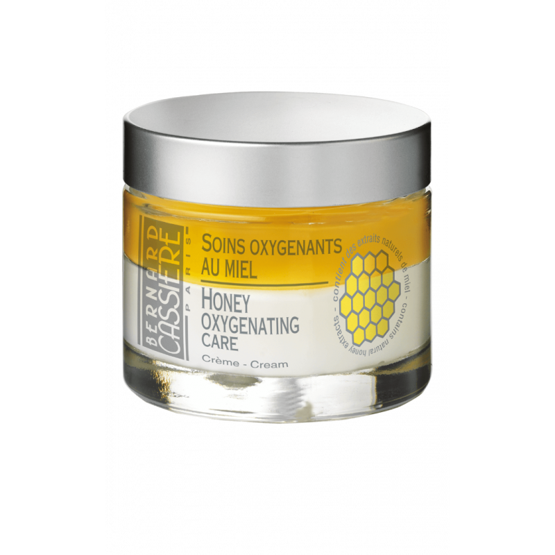 Bernard CASSIERE Крем Honey Cream Кислородный с Медом, 50 мл