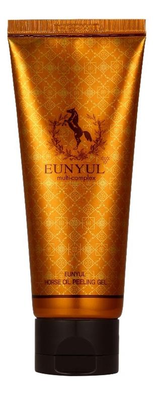 Eunyul Отшелушивающий Гель с Лошадиным Маслом Horse Oil Peeling Gel, 120 мл