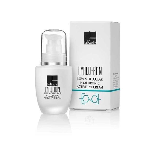 Dr.Kadir Гиалуроновый Активный Крем для Глаз Hyalu-Ron  Low Molecular Hyaluronic Active Eye Cream, 30 мл