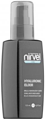 Nirvel Professional Эликсир Hyaluronic Elixir с Гиалуроновой Кислотой, 125 мл цена