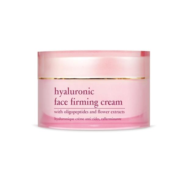 Yellow Rose Крем Hyaluronic Face Firming Creamwith Oligopeptides and Flower Extracts Укрепляющий с Олигопептидами и Экстрактами Цветков, 50 мл