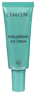 Limoni Крем Hyaluronic Ultra Moisture Eye Cream для Глаз с Гиалуроновой Кислотой, 25 мл