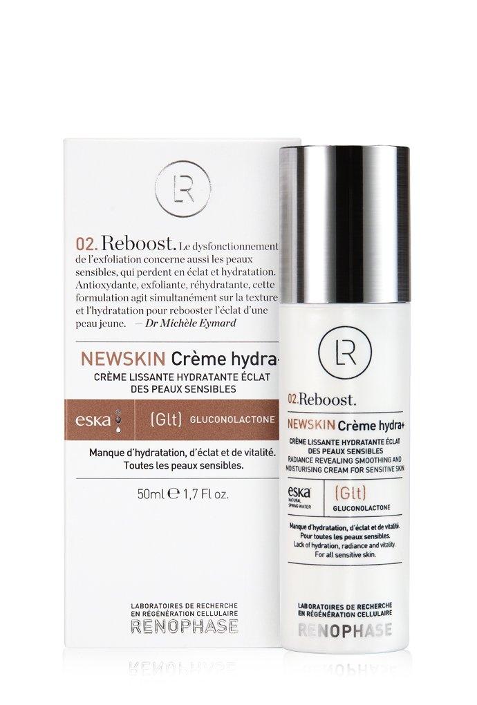 Renophase Крем Hydra+ Ньюскин Гидра,  50 мл