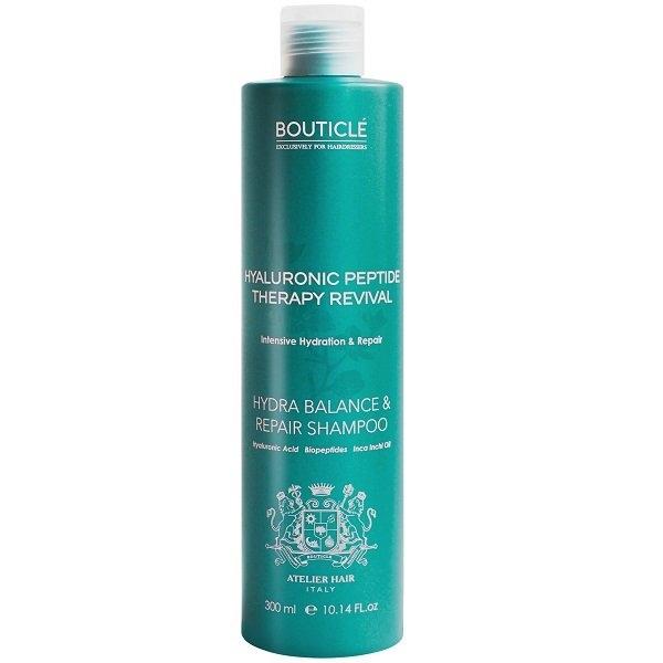 Фото - Bouticle Шампунь Hydra Balance & Repair Shampoo Увлажняющий для Очень Сухих и Поврежденных Волос, 300 мл активное мумиё увлажняющий шампунь для поврежденных волос 330 мл