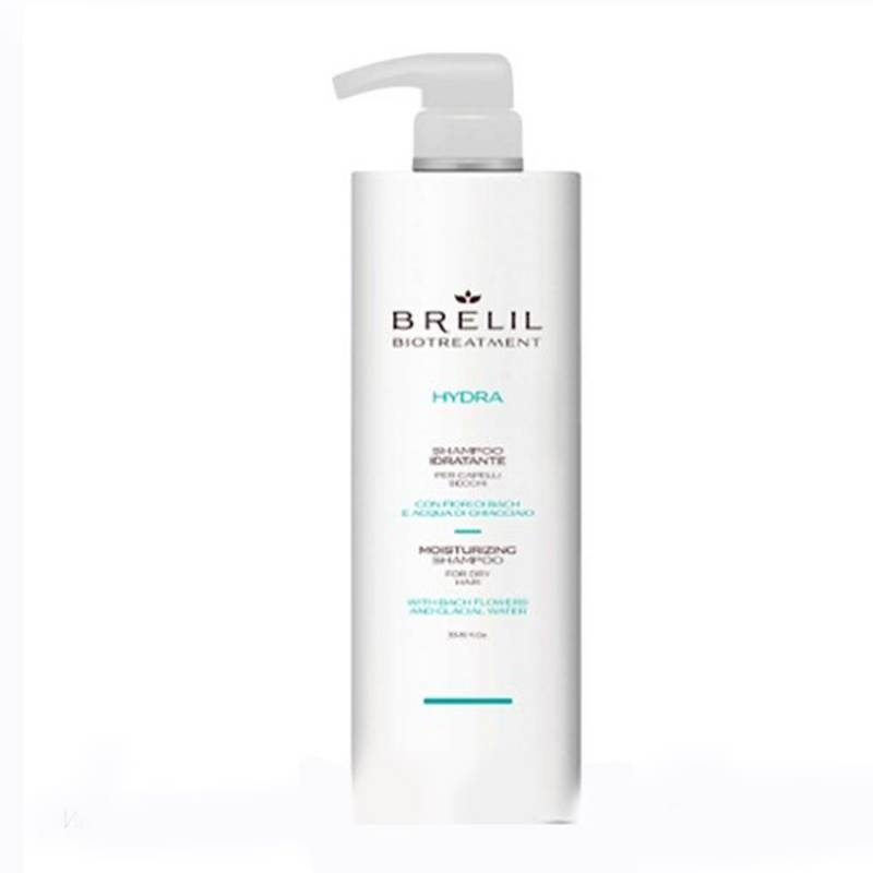 Brelil Professional Шампунь Увлажняющий Hydra Shampoo, 1000 мл цены