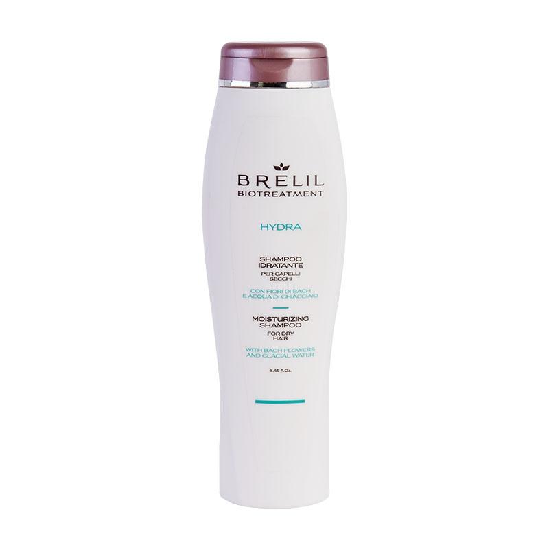 Brelil Professional Шампунь Hydra Therapy Shampoo Увлажняющий, 250 мл