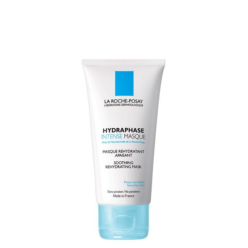La Roche Posay Маска Hydraphase Intense Masque Интенс Гидрафаз, 50 мл la roche posay средство hydraphase intense riche интенс риш гидрафаз 50 мл