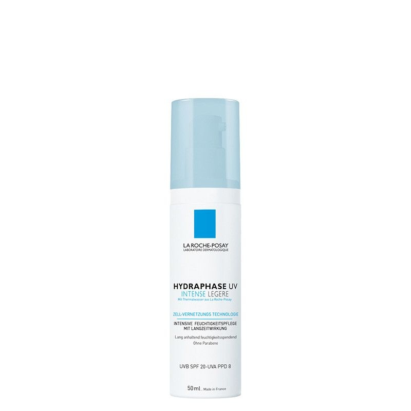 La Roche Posay Флюид Hydraphase UV Intense Legere для Лица Гидрафаз UV Интенс Лежер, 50 мл la roche posay средство hydraphase intense riche интенс риш гидрафаз 50 мл