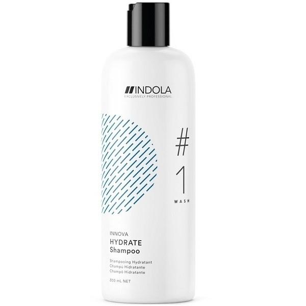 цена на INDOLA PROFESSIONAL Шампунь Hydrate Shampoo Увлажняющий для Волос, 300 мл
