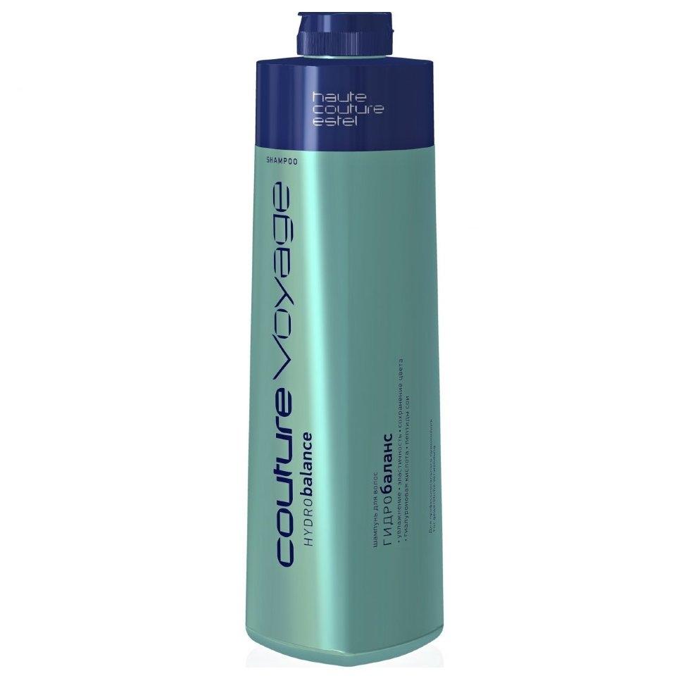 Estel Haute Couture Шампунь Hydrobalance Shampoo для Волос, 1000 мл haute couture набор гель лосьон body collection hydrobalance 200 150 мл