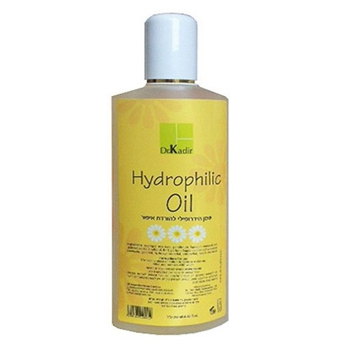 Dr.Kadir Масло Гидрофильное Очищающие Hydrophylic Oil, 250 мл японское гидрофильное масло для умывания