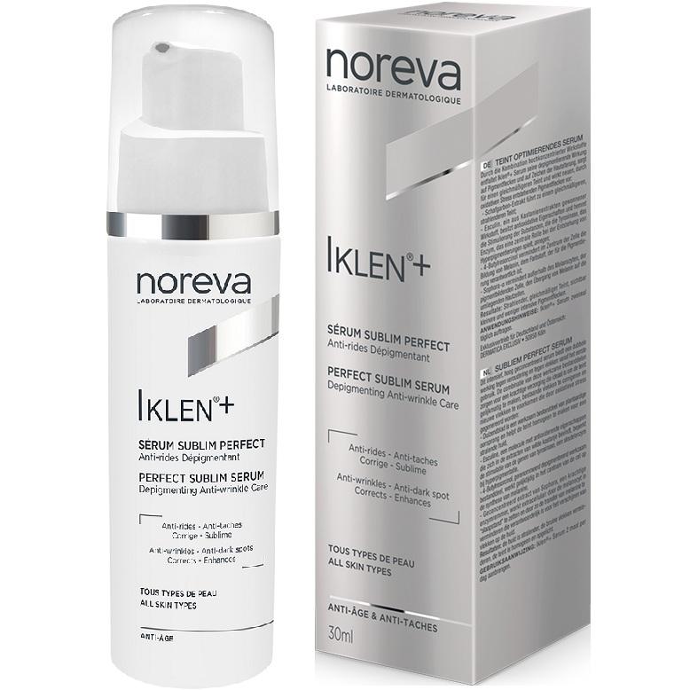 Noreva Сыворотка Iklen+ Интенсивная Корректирующая, 30 мл uriage интенсивная укрепляющая сыворотка isofill 30 мл