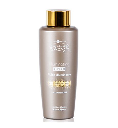 HAIR COMPANY Крем для Придания Блеска Illuminating Cream, 250 мл цена