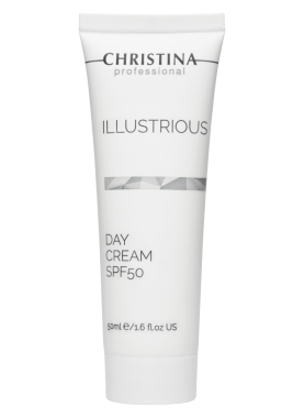 Christina Крем Illustrious Day Cream SPF50 Дневной, 50 мл