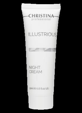 Christina Крем Illustrious Night Cream Обновляющий Ночной, 50 мл