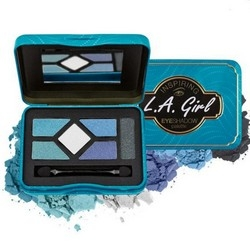 L.A. GIRL Палетка Теней Inspiring Eyeshadow Palette Fabulous&Fearless