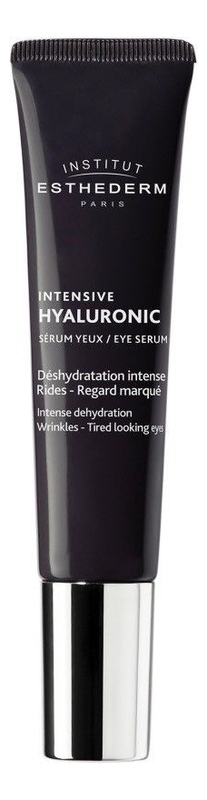 Institut Esthederm Сыворотка Intensive Hyaluronic Eye Serum для Глаз Интенсив Гиалуроник, 15 мл