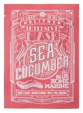 BLITHE Маска Intensive Mask Sea Cucumber Восстанавливающая Тканевая с Морским Огурцом, 25г цена и фото