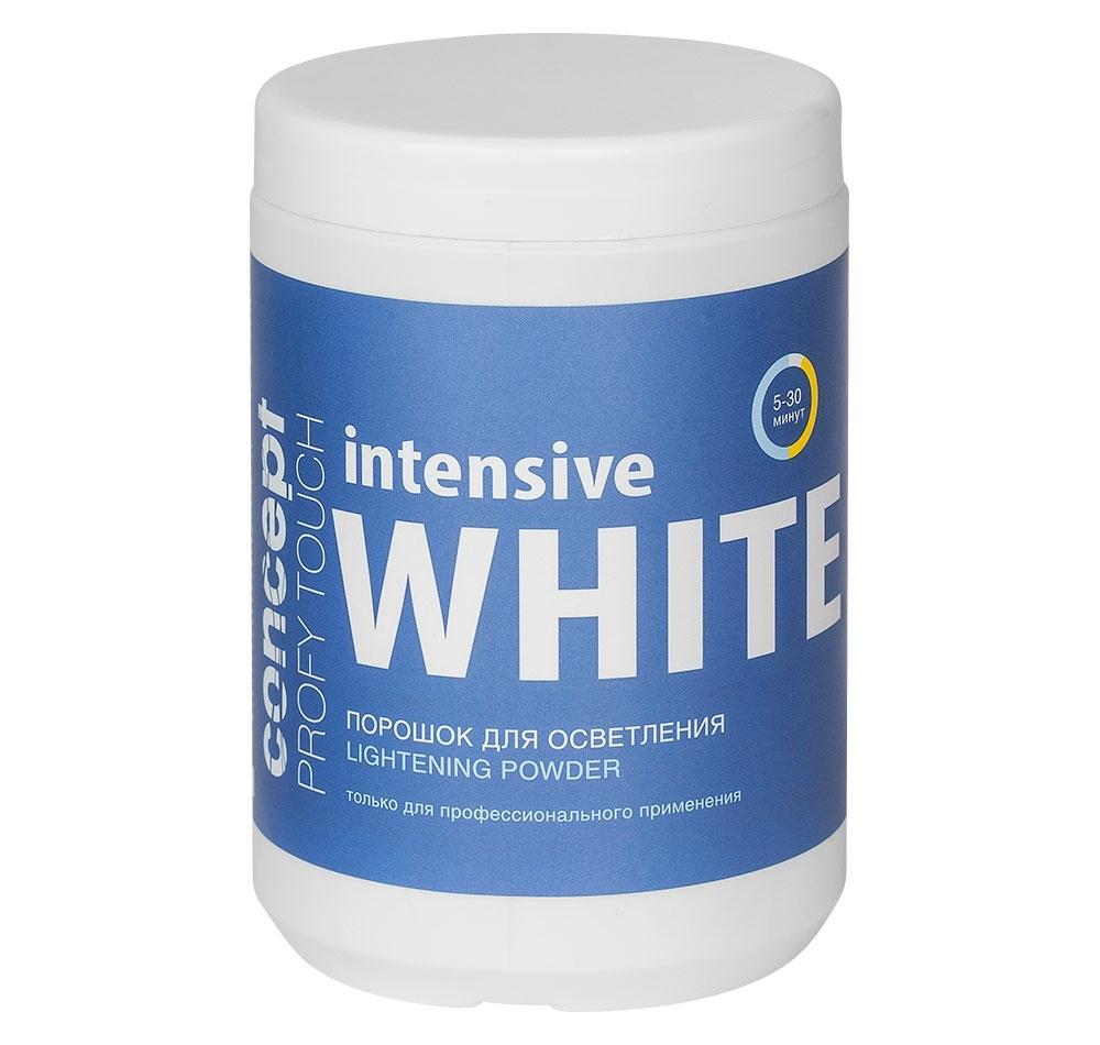 Concept Порошок Intensive White Lightening Powder для Осветления Волос, 500г
