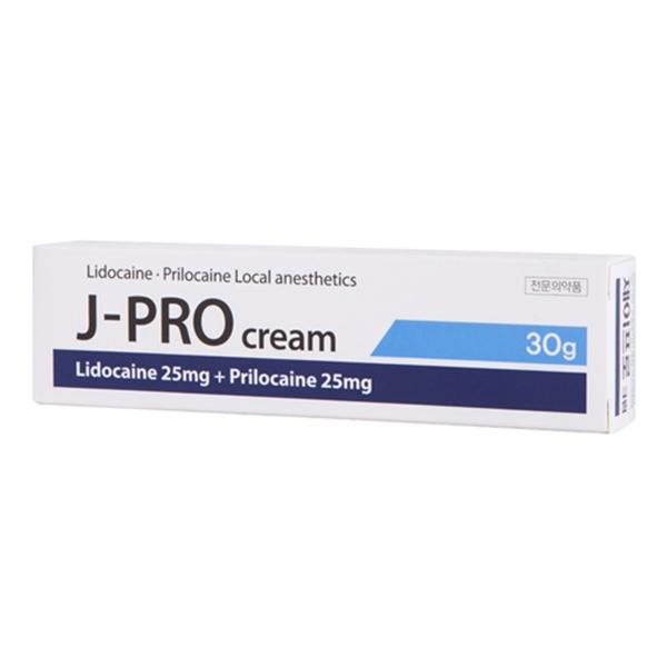 Apriline Крем Успокаивающий Анестезирующий J-Pro Cream туба, 30г
