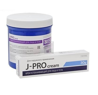 Apriline Крем Успокаивающий Анестезирующий J-Pro Cream Банка, 450г