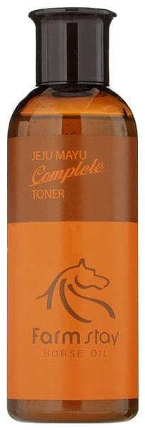 FarmStay Тонер с Лошадиным Маслом Jeju Mayu Complete Toner, 200 мл