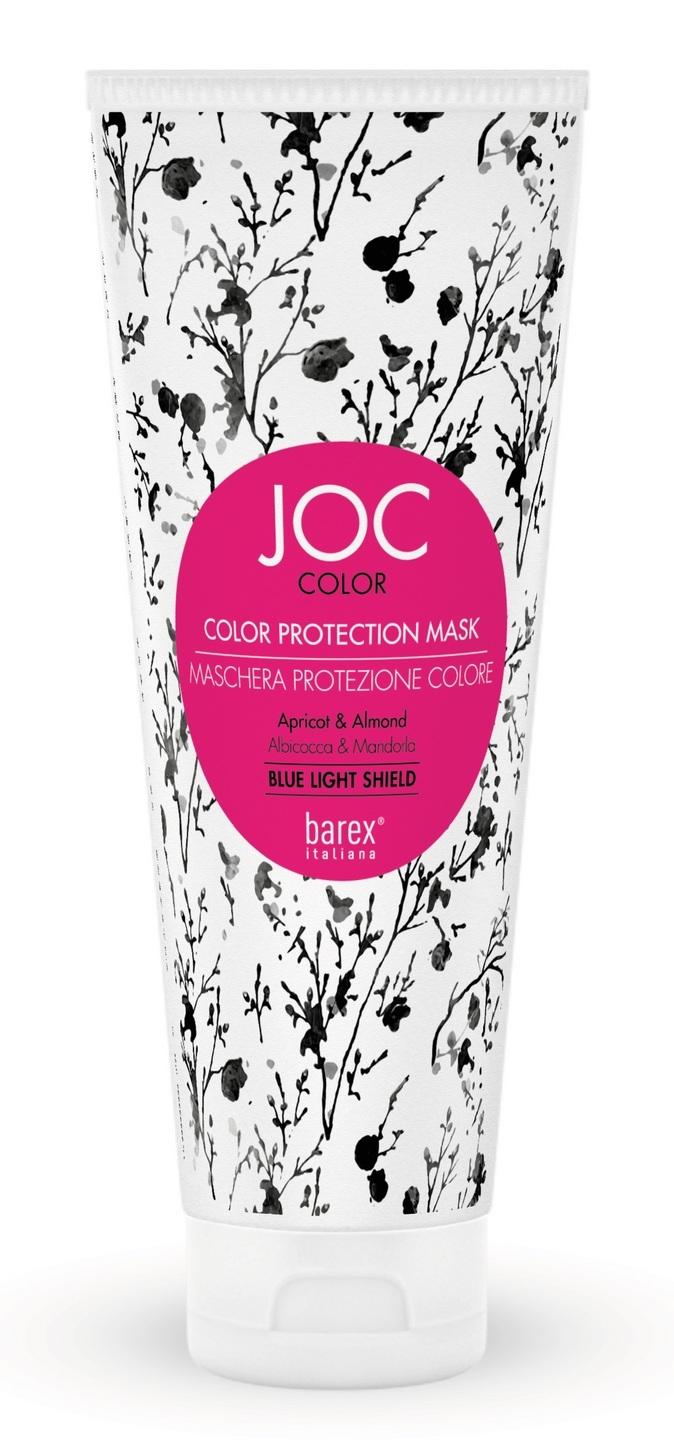 Barex Маска JOC Color Стойкость Цвета Абрикос и Миндаль, 200 мл