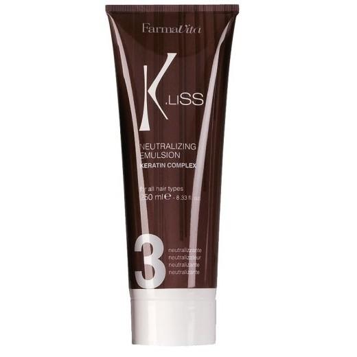 Farmavita Эмульсия K.Liss Neutralizing Emulsion Нейтрализующая, 250 мл