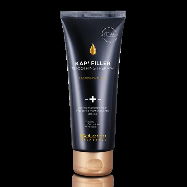 Salerm Cosmetics Маска Kaps Filler Liss Поддерживающий Уход, 200 мл