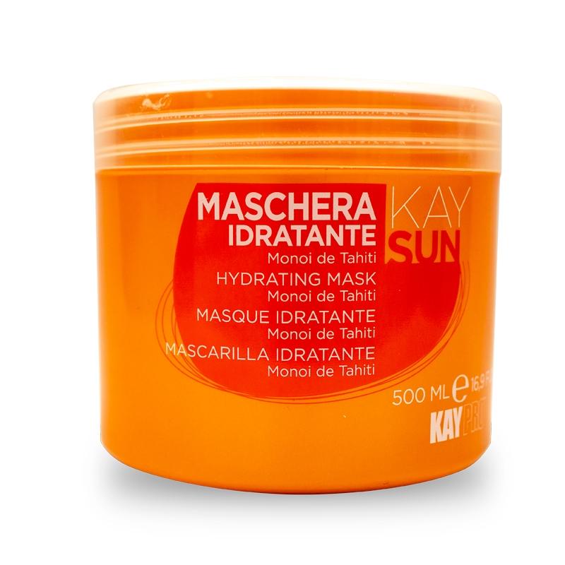 KAYPRO Маска Kay Sun Hydrating Mask Увлажняющая, 300 мл kaypro краска для волос kay color 100 мл