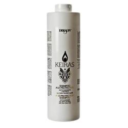 Dikson Шампунь Keiras Shampoo Age Protection Тонизирующий со Стволовыми Клетками, 1000 мл