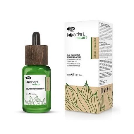 Lisap Себорегулирующее Эфирное Масло Keraplant Nature Sebum-Regulating Essential Oil, 30 мл