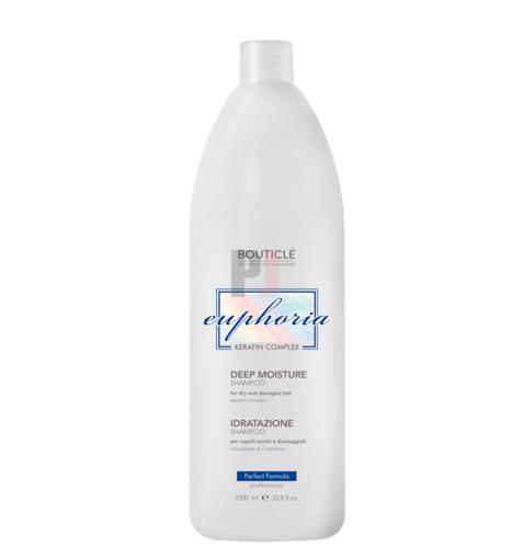 Bouticle Шампунь Увлажняющий для Волос с Keratin Complex - Deep Moisture Shampoo, 1000 мл