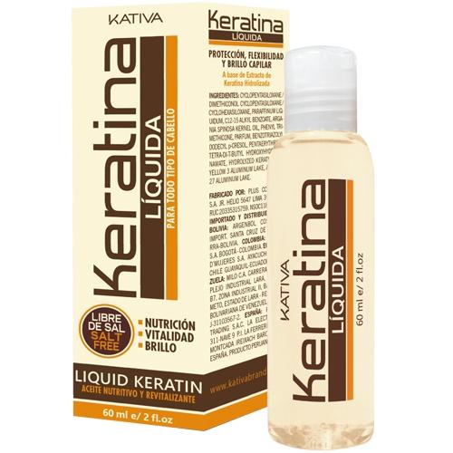 Kativa Кератин Keratina Жидкий, 60 мл жидкий кератин для волос цена